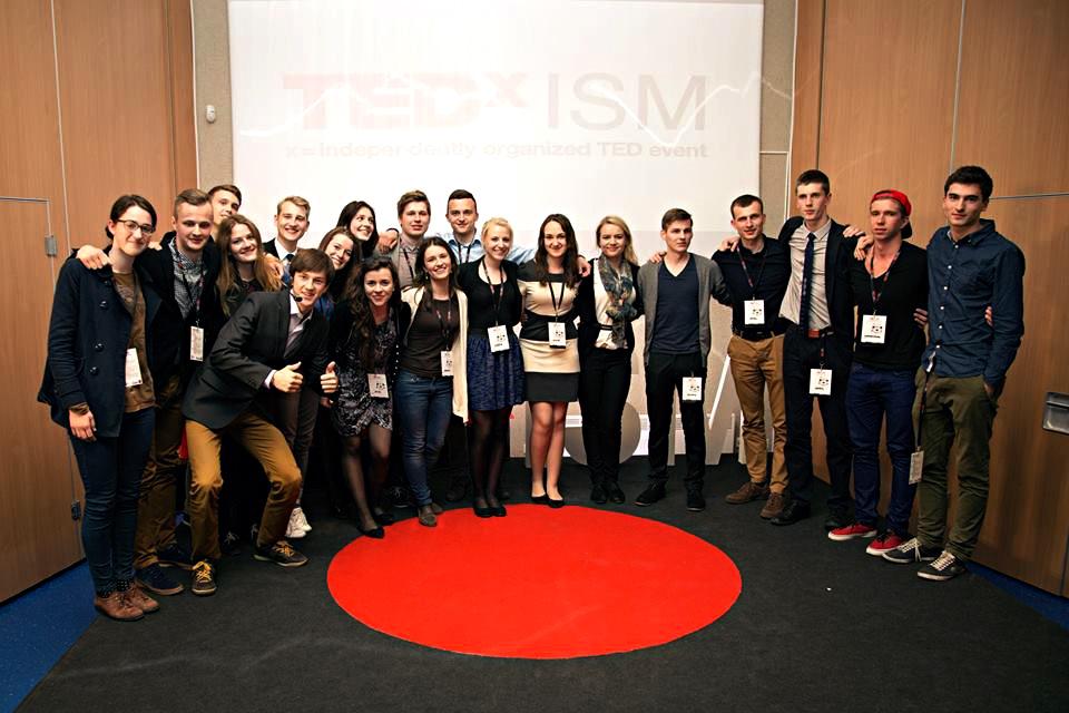 TEDxISM